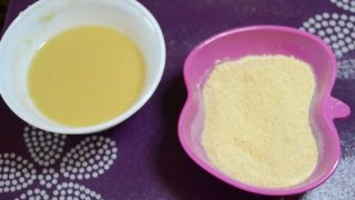 Homemade baby food/Make Instant Khichdi Cereal
