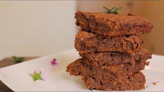 Vegan Brownie Recipe – healthy recipe channel