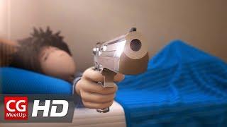 CGI Animated Short Film: Alarm By Moohyun Jang | CGMeetup