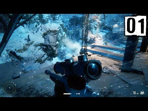 Sniper Ghost Warrior Contracts - Part 1 - The Beginning