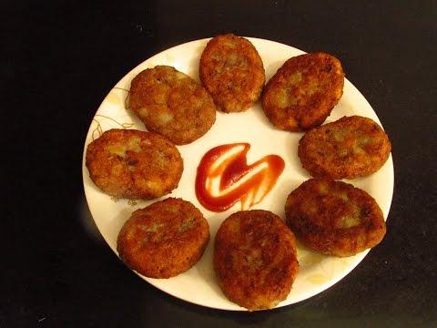 Video Rajma Tikki - Nutritious and tasty tikkis with kidney beans