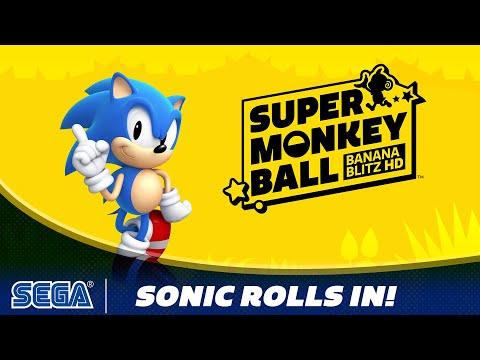 Super Monkey Ball: Banana Blitz HD | Sonic Rolls In! thumbnail