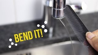 How to Bend Water: Smart Science