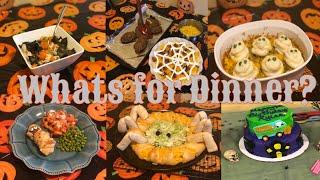 Halloween Themed Meal Ideas!! 2018