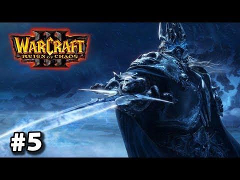 Lich King Origins! - Retro: Warcraft 3 - Kampaň za lidi #5