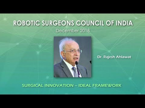 Surgical Innovation- IDEAL Framework