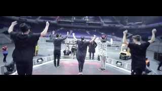 INNA @ Madrid 40 Principales - On the road #221 (Video Update)
