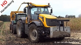 JCB Fastrac 8250 Vario | Strong In The Mud | Various Fragments | Uddel | Netherlands.