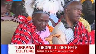 Governors Josephat Nanok talks about his life beyond Turkana County as resident celebrate culture