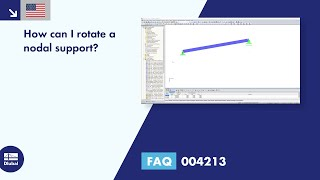 FAQ 004213 | How can I rotate a nodal support?