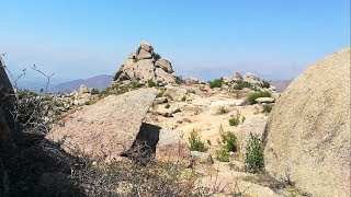 preview picture of video '10 minute hiking with my friend Ghufran to the Amankot Mountain'