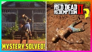 This SECRET Bounty Solves One Of The BIGGEST Mysteries Of All Time In Red Dead Redemption 2! (RDR2)