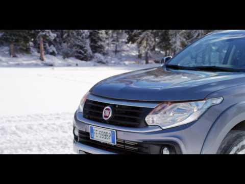Fiat  Fullback Пикап класса F - рекламное видео 6