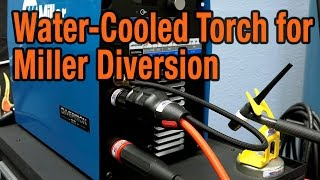 Miller Diversion Water Cooled Torch Adapter