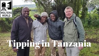 Tanzania - How to Tip on a Safari in the Serengeti