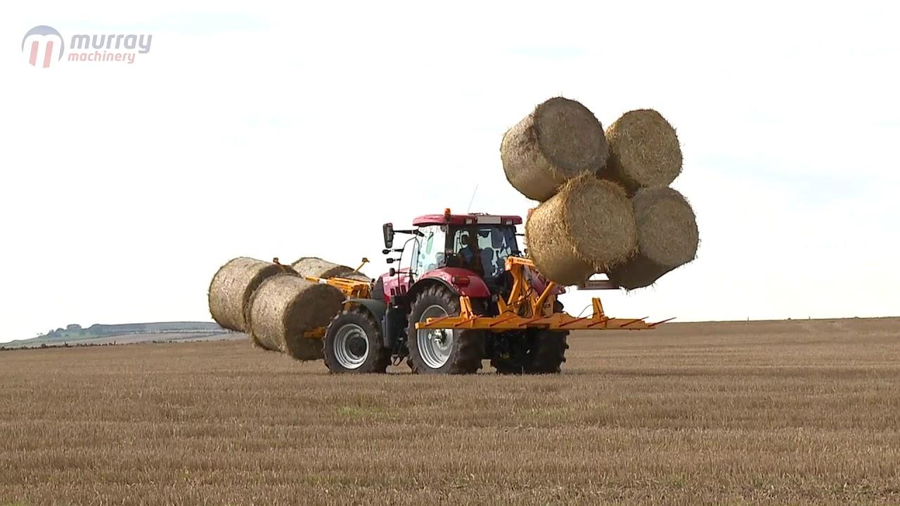 Murray Machinery Octa-Quad Bale Handling System