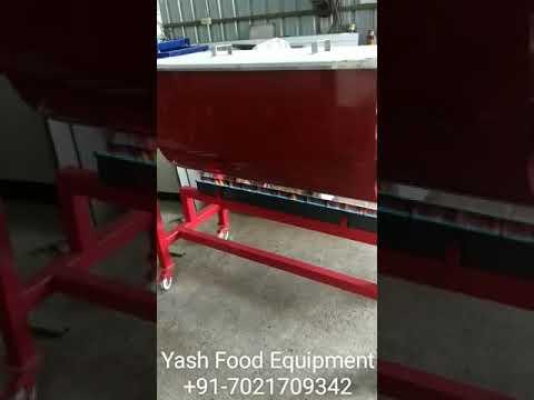 Masala Roaster Machine