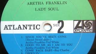 Aretha Franklin - with Eric Clapton - Good To Me As I Am To You - 1967 (altered, MONO)