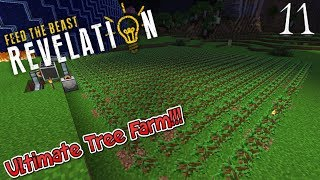 FTB Revelation : Ep 11 : To The Mining Dimension! - Most