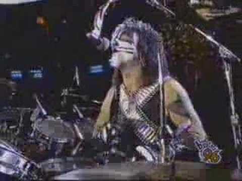 KISS - I Wanna Rock N Roll All Night - 1996