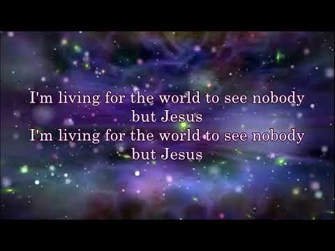Casting Crowns Nobody (Lyric Video)