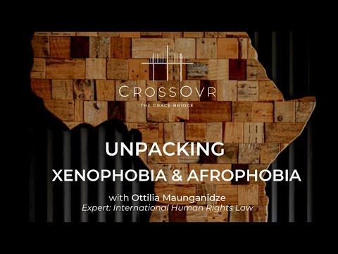 CrossOvr - Unpacking Xenophobia & Afrophobia