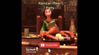 @Ramzan ifteer Party | Madlipz Ramzan Funny Videos in Hindi | #Shorts | #YoutubeShorts 2021