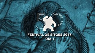 Sitges 2017 (Día 1) : Nos enamoramos de 'The Shape of Water', lo nuevo de Guillermo del Toro