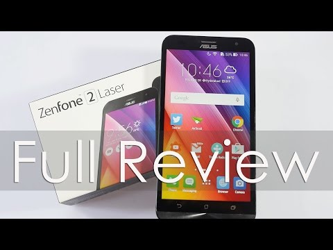 Asus Zenfone 2 Laser Review with Pros & Cons