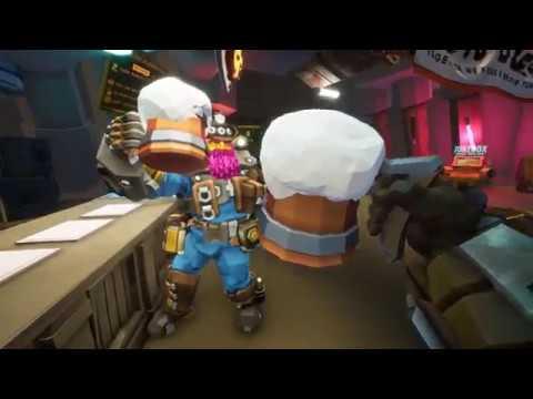 Leave No Dwarf Behind (A Deep Rock Galactic Music Video)