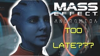 Mass Effect: Andromeda Patch 1.05 To Fix Animations - Is It TOO LATE?