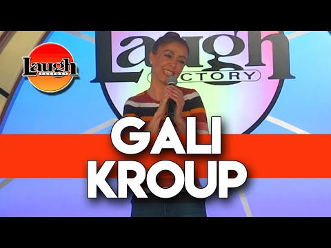 Gali Kroup   Travel by Air   Laugh Factory Las Vegas Stand Up Comedy