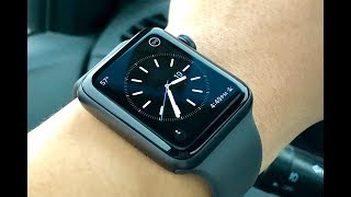 Apple Watch Series 3 (GPS) Unboxing