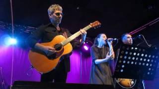 Jorge Drexler, Leonor Watling y Ariel Rot - Toque De Queda - Sala But, Madrid 06/02/2016