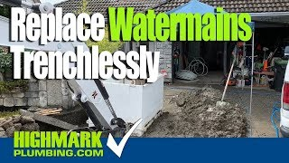Replace Water Main