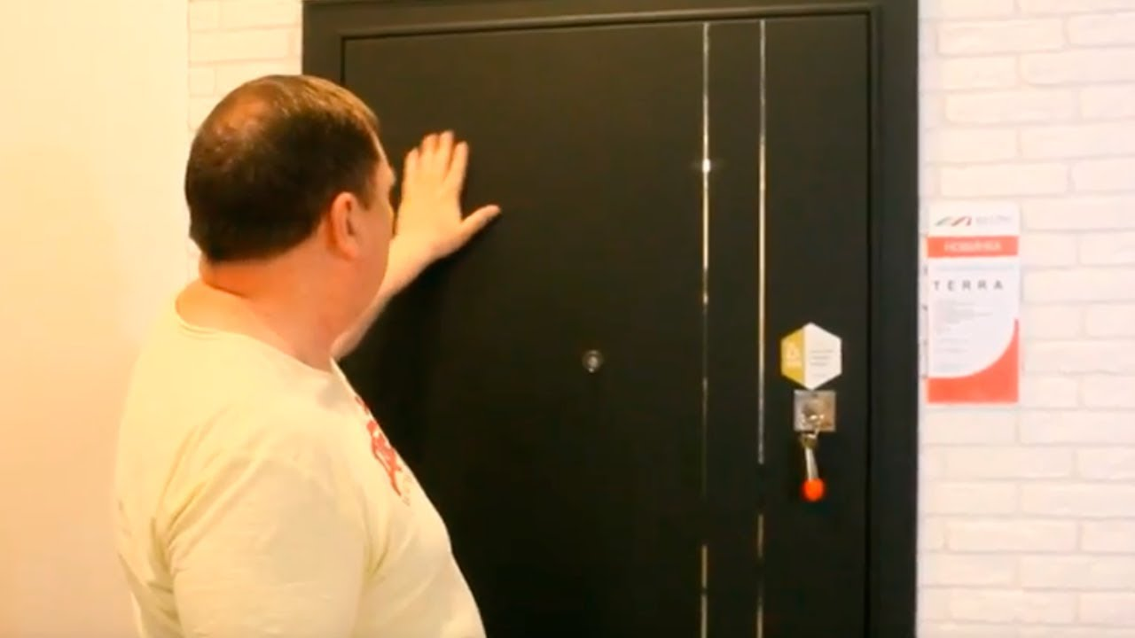 Дверь Mastino Terra Белый софт - Обзор входной двери