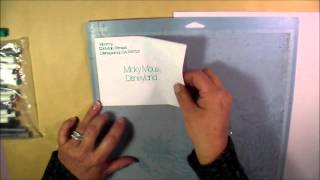 Cricut Design Space - How to write on an envelope