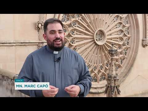 Ordenació diaconal de Mn. Marc Capó Mestre