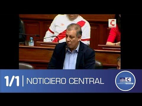 Pleno del Congreso aprobó la modificación al Decreto de Urgencia 003-2017
