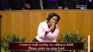 """""""Order My Steps"""", Mass Choir"""