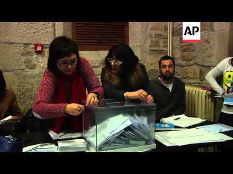 Regionalwahlen Baskenland & Galicien