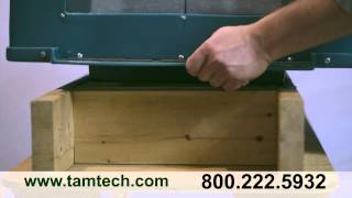 "Tamarack Technologies HV3400 ""Ghost"" Whole House Fan Explainer and Installation Video"