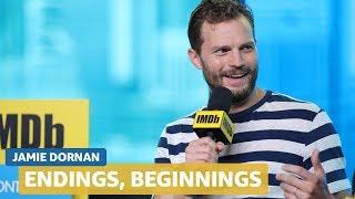 Jamie Dornan Talks Shailene Woodley/Sebastian Stan Love Triangle | FULL INTERVIEW