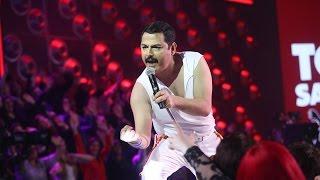 Tolo Sanders imita a Freddie Mercury - Tu Cara No Me Suena Todavía