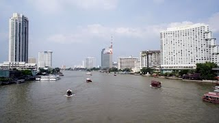 Walking in Bangkok (2 Hours video) –  keezi walks – 2014