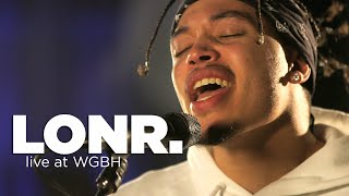 Lonr. – Live at WGBH