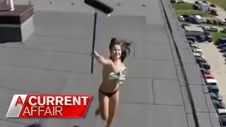 How to combat spy drones | A Current Affair Australia 2018