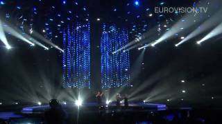 Lena's first rehearsal (impression) at the 2010 Eurovision Song Contest