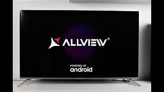 """Review Smart TV, 4K, Allview cu Android TV, 127cm, 50"""""""