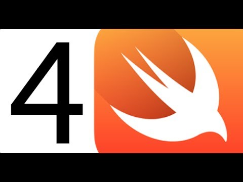 Swift Programming Language Tutorial Part 4 (Classes)